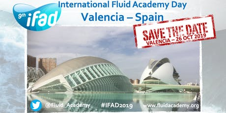 9th IFAD International Fluid Academy Days entradas