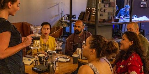 Dromedary Coffee Workshop (Week 4 - July)