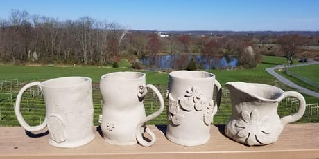 Create Your Own Ceramic Mug tickets