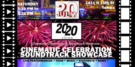 "20/20 Vision presents ""Cinematic Celebration and Soundtrack Showcase tickets"