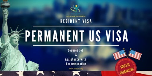 Get a Permanent Resident Visa (GreenCard) to United States