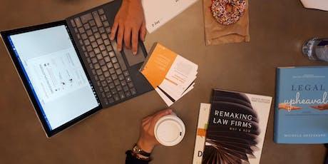 Legal Innovation: Wat, Waarom en Hoe? - Praktische Workshop tickets