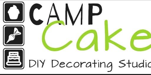 Open studio cupcakes