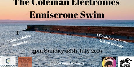 Coleman Electronics Enniscrone Swim tickets