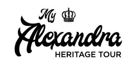 My Alexandra Heritage Tour (9 November 2019) tickets
