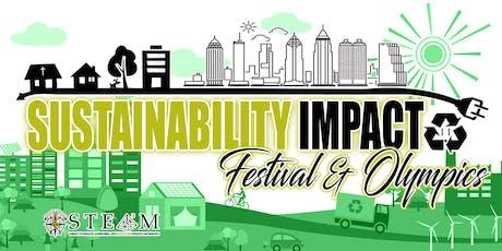 Sustainability Impact Festival & Olympics tickets