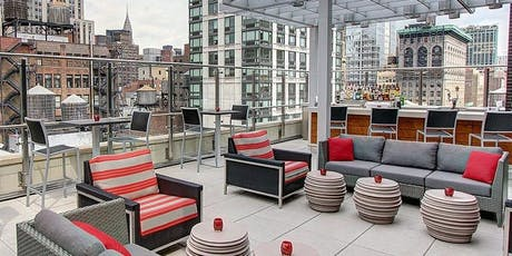 Rooftop Whiskey and Cigar Tasting Up On 20 Rooftop Thursday August 15th, 2019 tickets