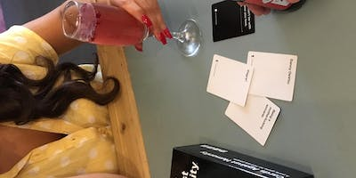 Cards against humanity speed dating