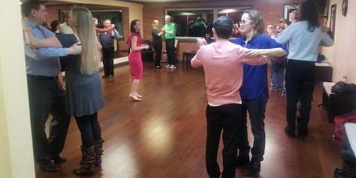 3rd Friday Practice Party- Beginner Samba Lesson
