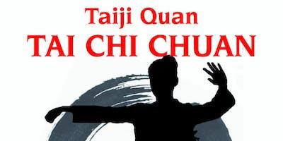 Corso di Tai Chi - 10 lezioni da ottobre a dicembre 2019