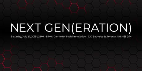 Next Gen(eration) Summer Meet Up tickets