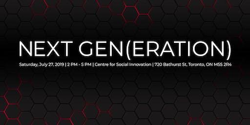 Next Gen(eration) Summer Meet Up