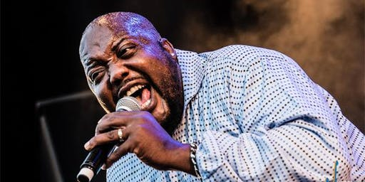 New Year's Eve with Sugaray Rayford