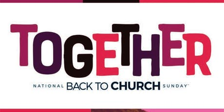 Back To Church Sunday @LoveOfChrist tickets