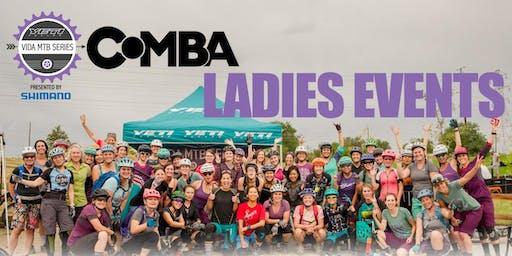COMBA Ladies' Ride @ Three Sisters/Alderfer