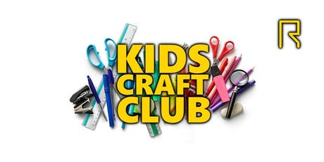 Kids Craft Club tickets