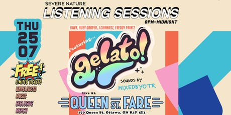 Severe Nature Listening Sessions tickets