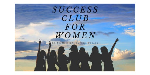 """Success Club for Women- Mastermind- Finding your TRIBE and Why Its important"""" discussion"""