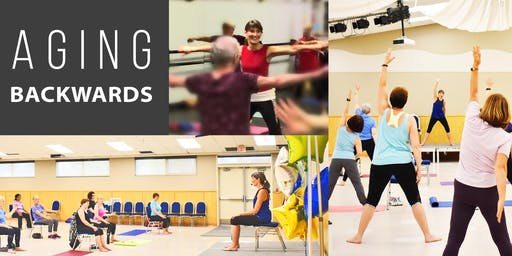 Essentrics Aging Backwards Class, Monday 11 AM with Vital 1 Fitness