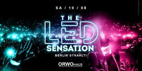 LED SENSATION Tickets