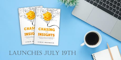 Chasing the Insights - The Book Launch tickets
