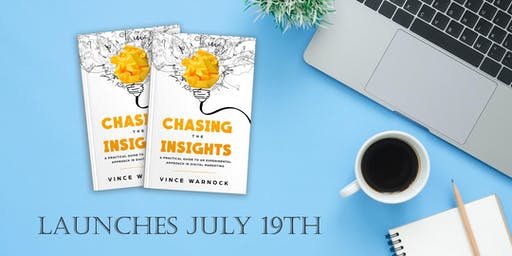 Chasing the Insights - The Book Launch