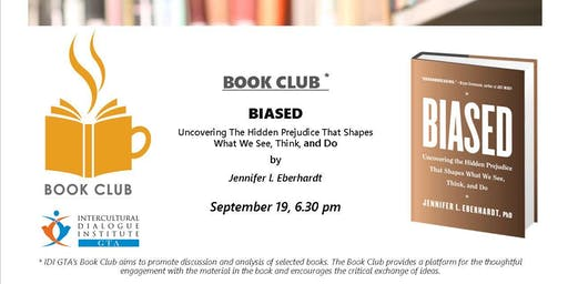 "BOOK CLUB: ""Biased: uncovering the hidden prejudice"" by Jennifer Eberhardt"