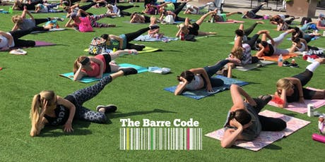 Free Barre Class | DG Swim & Racquet Club tickets