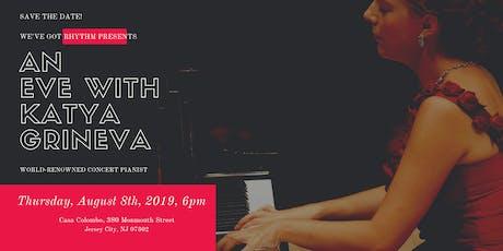 An Eve with Katya Grineva tickets
