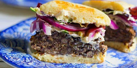 Junior Chef - How to make a variety of Veggie Bean Burgers tickets