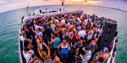 #BOAT PARTY MIAMI BEACH !!!