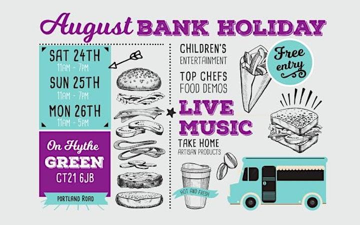 We Love Hythe Life Food Festival 2019 image