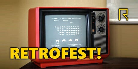 Retrofest! Retro Gaming at R-CADE tickets