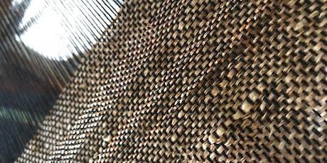 Metal Thread Weaving tickets