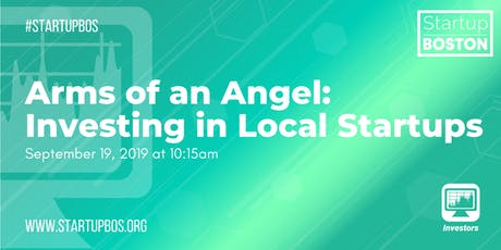 Arms of an Angel: Investing in Local Startups tickets