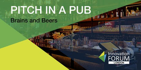 Pitch in a Pub - Brains and Beers  tickets