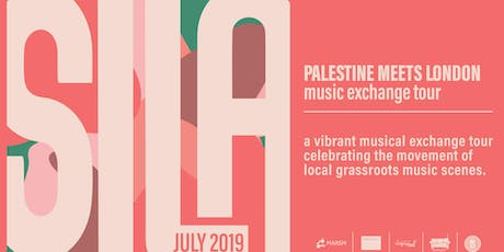 Sila- صلة | London Launch & 'Palestine Underground' screening tickets