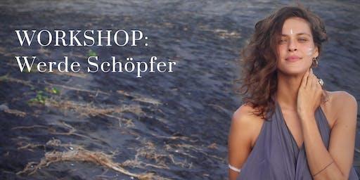 MOVEYOURLOVE Workshop - Werde Schöpfer - 28. Juli