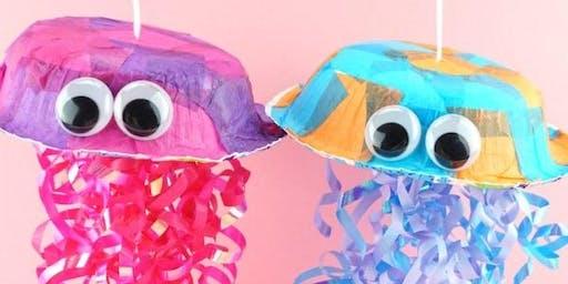 Jellyfish Storytime and Craft
