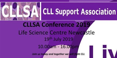 CLL Support Association Conference - Newcastle tickets