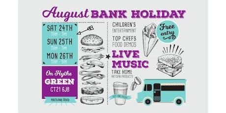 We Love Hythe Life Food Festival 2019 tickets