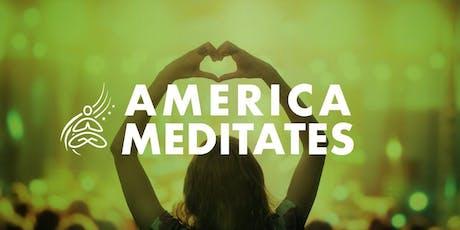 America Medidates tickets