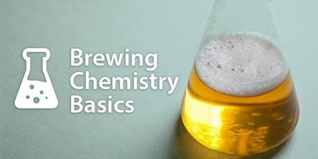 KPU Brewing Chemistry Basics tickets
