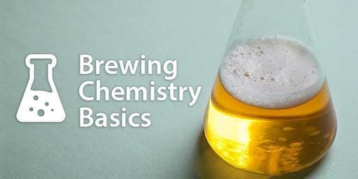 KPU Brewing Chemistry Basics