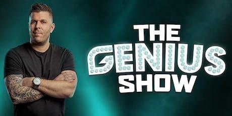 The Genius Show tickets