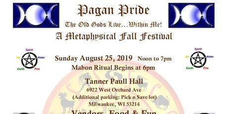 Milwaukee Pagan Pride Day tickets