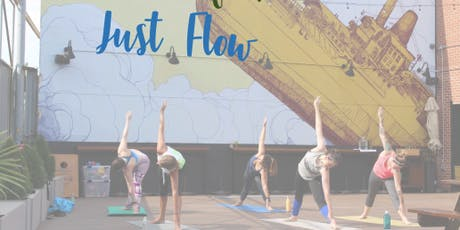 Catch and Flow - Just Yoga tickets