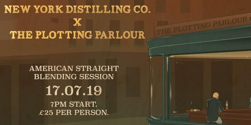 New York Distilling co. Blending Session