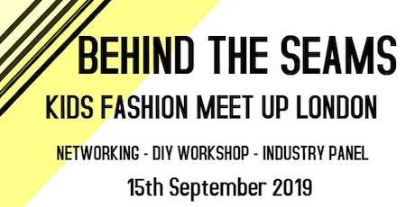 Kids Fashion Meet Up London tickets