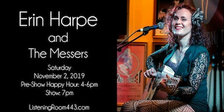 Erin Harpe & The Messers at 443 tickets